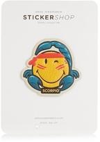 Anya Hindmarch Scorpio zodiac small sticker