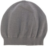 Rick Owens cashmere ribbed beanie