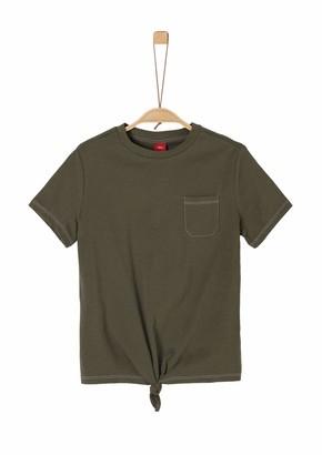 S'Oliver Junior Girl's T-Shirt Kurzarm
