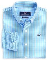 Vineyard Vines Boys' Gingham Button-Down Shirt - Little Kid
