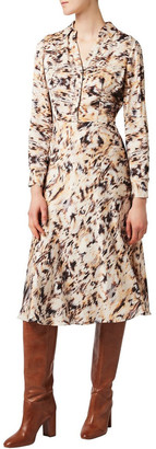 David Lawrence Athena Shirt Dress