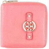Tory Burch Pebbled Leather Wallet