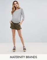Mama Licious Mama.licious Mamalicious Jersey Shorts