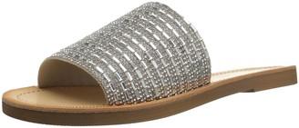 Madden-Girl Women's LULU Slide Sandal
