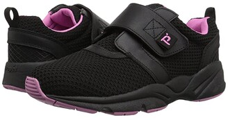 Propet Stability X Strap (Black) Women's Shoes