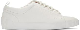 HUGO White Zero Tenn Sneakers