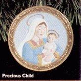 Hallmark QX6251 Precious Child 1996 Keepsake Ornament