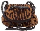 Jerome Dreyfuss Mini Twee Ponyhair Bag