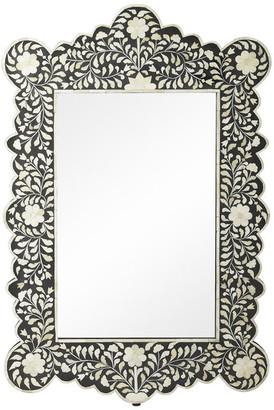 Butler Speciality Butler Bone Inlay Wall Mirror