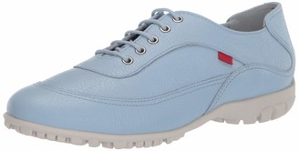 Marc Joseph New York Women's Genuine Leather Made in Brazil Luxury Lightweight Performance Golf Shoe Athletic Shoe