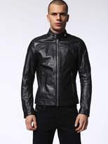 Diesel DieselTM Leather jackets 0DAOI - Black - M