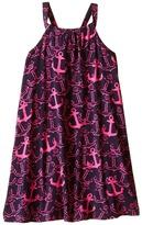 Hatley Anchors Shirred Dress (Toddler/Little Kids/Big Kids)