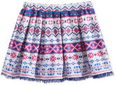 Epic Threads Mix and Match Tribal-Print Pleated Skirt, Toddler & Little Girls (2T-6X), Only at Macy's
