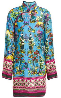 F.R.S For Restless Sleepers Menezio Printed Jacquard Tunic