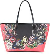 Etro floral print shoulder bag
