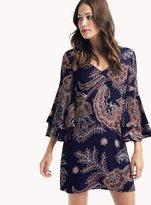 Ella Moss Riya Flounce Shift Dress