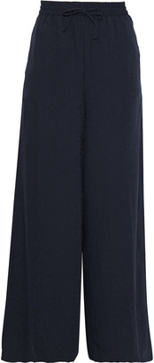 Onia Chloe Jacquard Wide-leg Pants