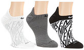 Nike Women's No Show 3 pack Cush Socks