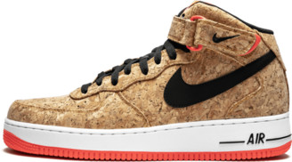 Nike Force 1 Mid 07 CORK Shoes - Size 7.5