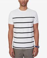 Nautica Men's Slim Fit Stripe T-Shirt