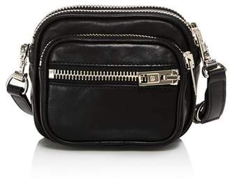 Alexander Wang Attica Mini Leather Camera Crossbody