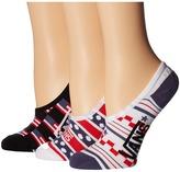 Vans Secret Service Canoodles 3-Pair Pack Women's Crew Cut Socks Shoes