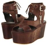 Boutique 9 Highroller (Dark Brown) - Footwear