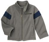 Gymboree Zip Fleece Motorcycle Jacket
