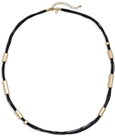 Chico's Kit Gold-Tone Cord Necklace
