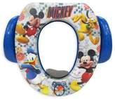 Disney Mickey Mischief Makers Soft Potty Seat
