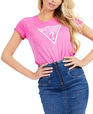 GUESS Lavinia Logo-Graphic T-Shirt