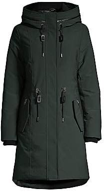Mackage Women's Beckah Hooded Down Coat