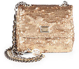 Dolce & Gabbana Sequined Small Chain Bag