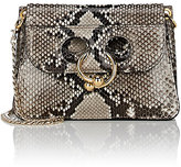 J.W.Anderson Women's Pierce Python Mini Crossbody Bag