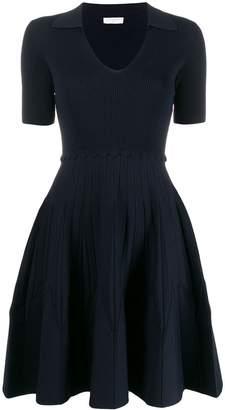 Sandro Paris Zoey flared dress