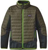 Patagonia Boys' Down Hybrid Jacket