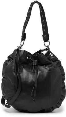 Day & Mood Sally Leather Hobo Bag