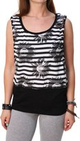 Metal Mulisha Metal Muliha Women' The Jam Mucle Tank Top-mall
