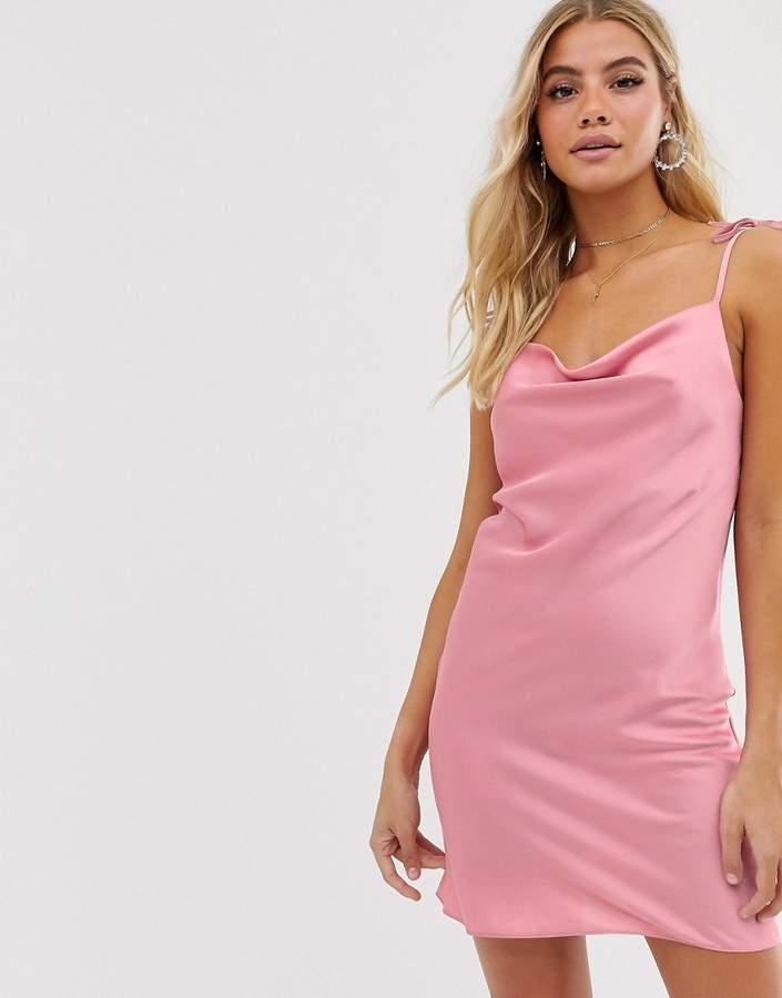 7520fe77e736f Miss Selfridge Pink Dresses - ShopStyle UK