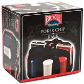 US Playing Card Company Bicycle Revolving Poker Chip Rack Chips & Cards Set
