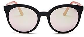 Prada Women's Round Sunglasses, 53mm