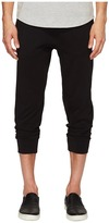 Vince Cropped Sweatpants Men's Casual Pants