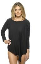 Luxe by Lisa Vogel Essential 3/4 Sleeve Top