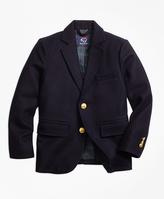 Brooks Brothers Wool Melton Blazer