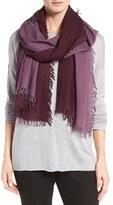 Eileen Fisher Women's Ombre Wool Blend Scarf