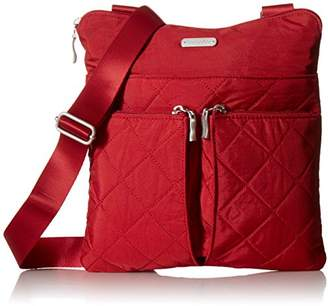 Baggallini Quilted Horizon Crossbody with RFID