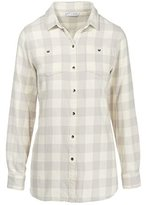 Woolrich Women's Buffalo Check Boyfriend Shirt