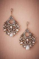 Theia Flora Chandelier Earrings