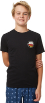 Rip Curl Kids Boys Made For Tee Black