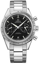 Omega Speedmaster '57 men's stainless steel bracelet watch